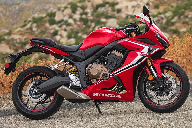 CBR650R ABS 2019 Honda Sport Bike