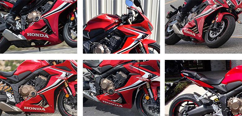 CBR650R ABS 2019 Honda Sport Bike Specs