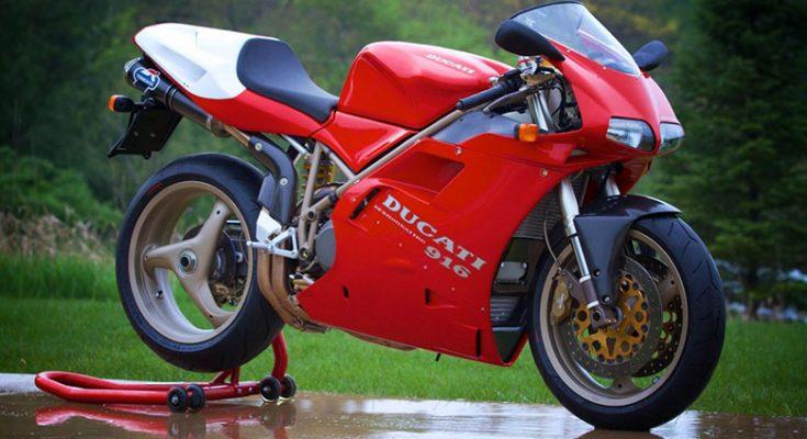 Top Ten Motorcycles that One Must Ride