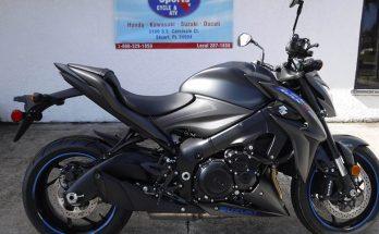 GSX-S1000Z Suzuki 2019 Naked Motorcycle
