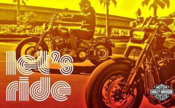 Harley-Davidson's 2020 Let's Ride Challenge