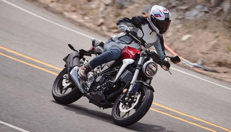 Honda 2019 CB300R ABS Sports Bike