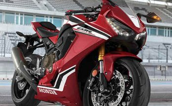 Honda 2019 CBR1000RR Powerful Sports Bike
