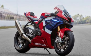 Honda 2019 CBR1000RR SP Super Bike