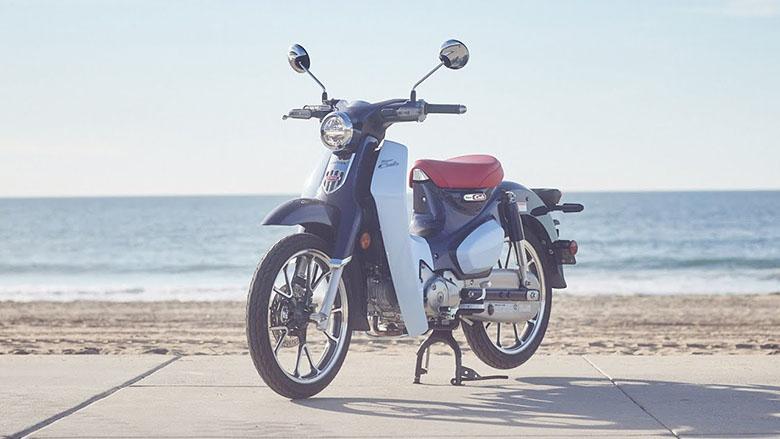 Honda 2019 Super Cub C125 ABS MiniMoto