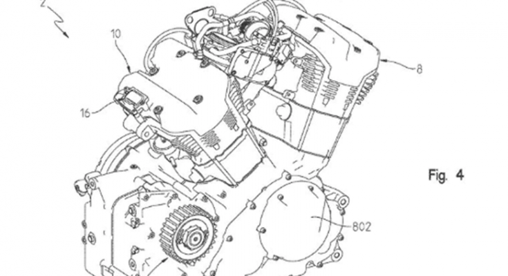 Indian Motorcycles Preparing For a New Water-Cooled Tourer