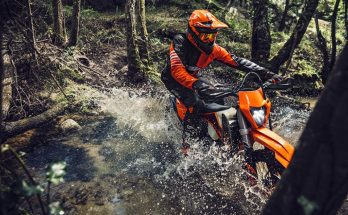KTM 2020 150 XC-W TPI Dirt Bike