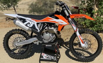 KTM 2020 250 SX-F Dirt Motorcycle