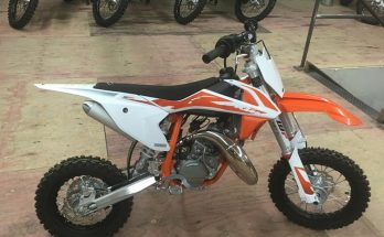 KTM 2020 50 SX Off-Road Motorcycle