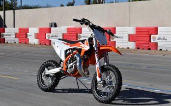 KTM 2020 65 SX Dirt Motorcycle