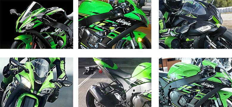 Kawasaki Ninja ZX-10R KRT 2018 Sports Bike Specs