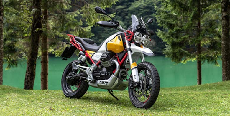 Top Ten Best Mid-Weight Adventure Motorcycles