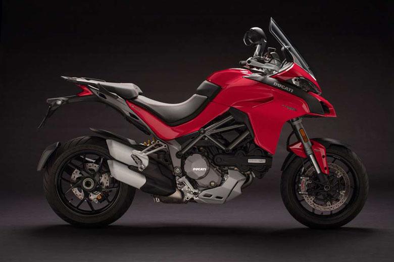 Multistrada 1260S 2018 Ducati Motorcycle