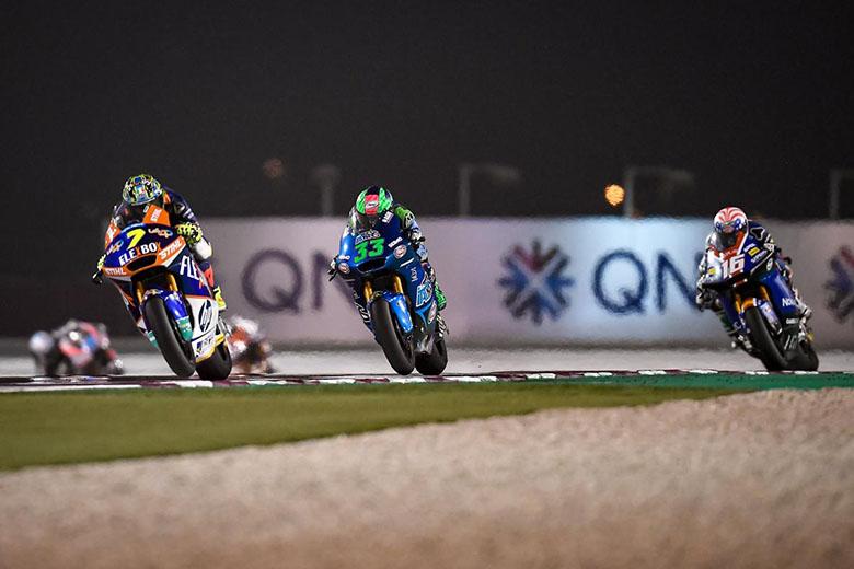 QNB Grand Prix of Qatar Moto2 Race 2020