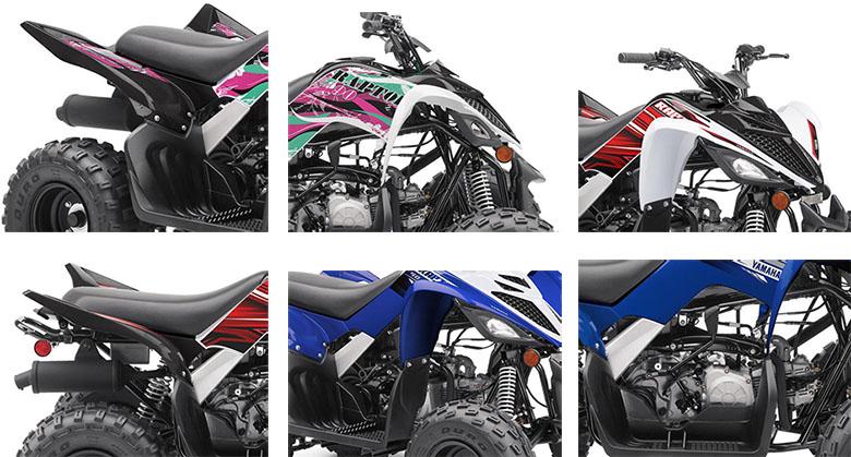 Raptor 90 2020 Sports Quad Bike Specs
