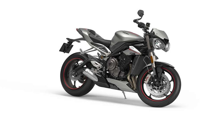 Street Triple RS 2019 Triumph Naked Motorcycle Side