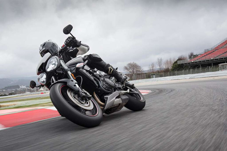 Street Triple RS 2019 Triumph Naked Motorcycle Review Price