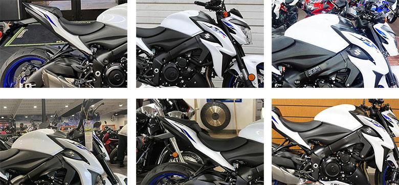 Suzuki 2019 GSX-S1000 Powerful Naked Bike Specs