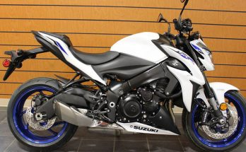 Suzuki 2019 GSX-S1000 Powerful Naked Bike