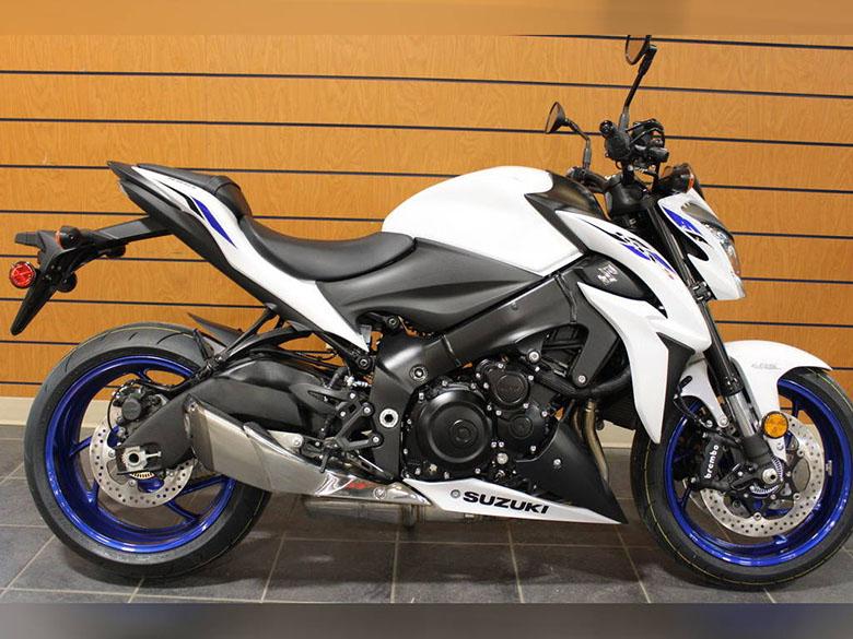 Suzuki 2019 GSX-S1000 Powerful Naked Bike