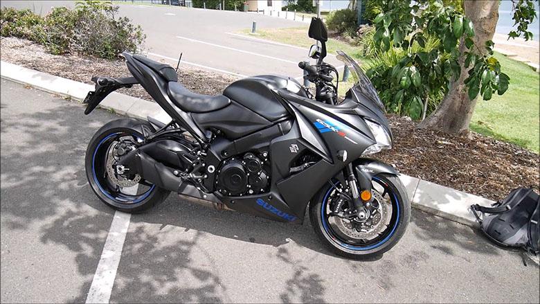 Suzuki 2019 GSX-S1000FZ Naked Bike