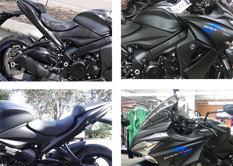 Suzuki 2019 GSX-S1000FZ Naked Bike Specs
