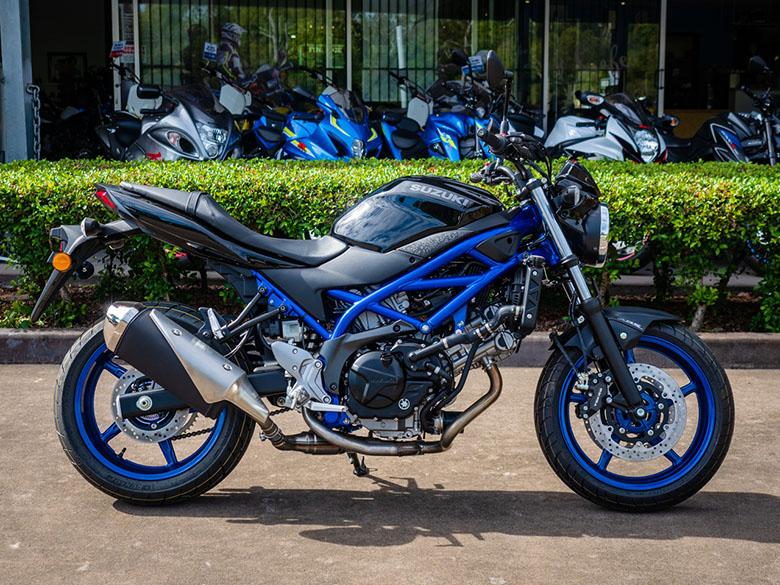 Suzuki 2019 SV650 Urban Motorcycle
