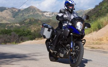 Suzuki 2019 V-Strom 1000XT Adventure Motorcycle