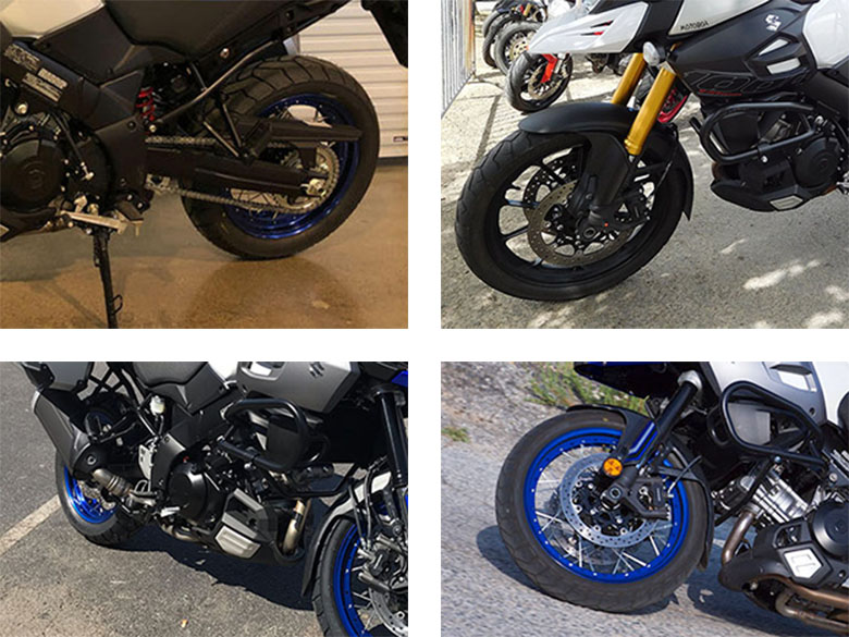 Suzuki 2019 V-Strom 1000XT Adventure Motorcycle Specs