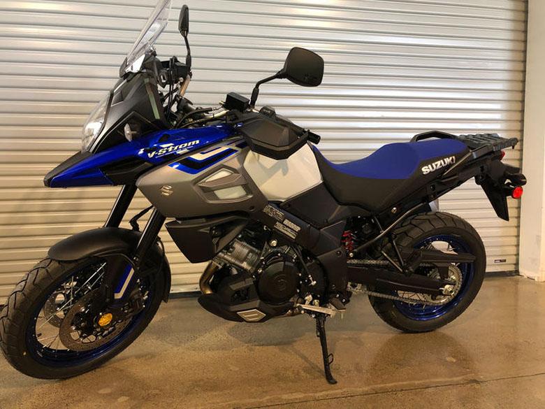 Suzuki 2019 V-Strom 1000XT Adventure Motorcycle