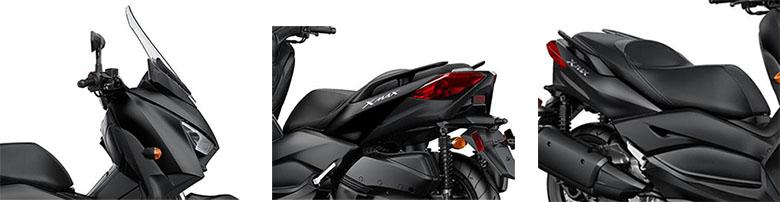 XMAX 2019 Yamaha Scooter Specs