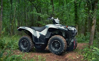 Yamaha 2020 Grizzly EPS SE Utility ATV