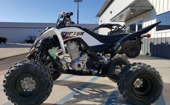Yamaha 2020 Raptor 700 Sports ATV