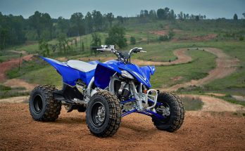 Yamaha 2020 YFZ450R Powerful Sports ATV