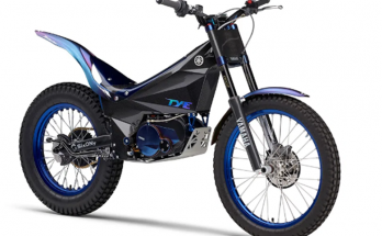 Yamaha Successfully Developed Electric Motocross