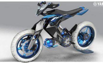 Yamaha XT 500 H20 Concept
