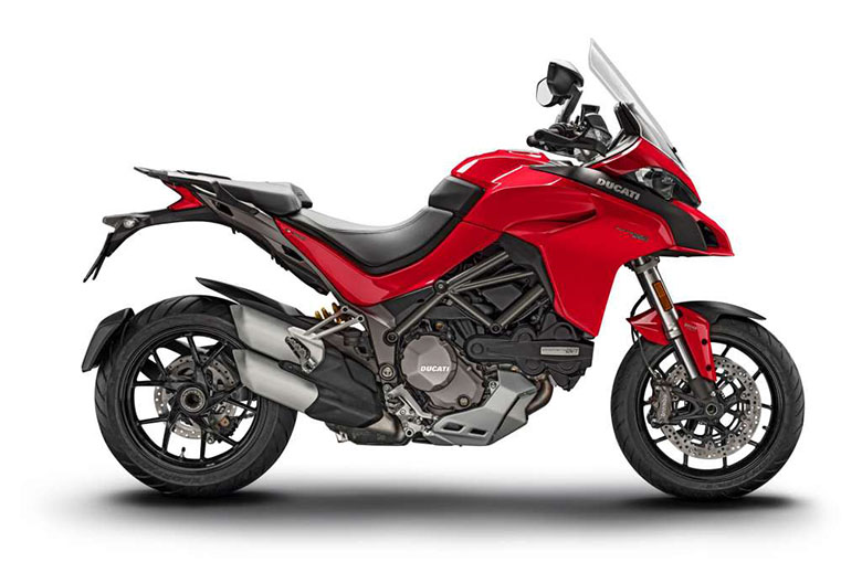 2018 Ducati Multistrada 1260 Powerful Motorcycle