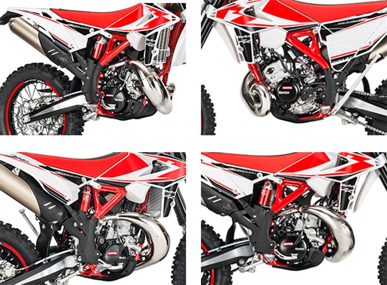 2019 Beta 200 RR 2-Stroke Dirt Bike Specs
