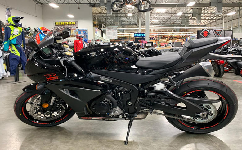 2019 GSX-R1000X Powerful Sports Motorcycle Review Specs Price