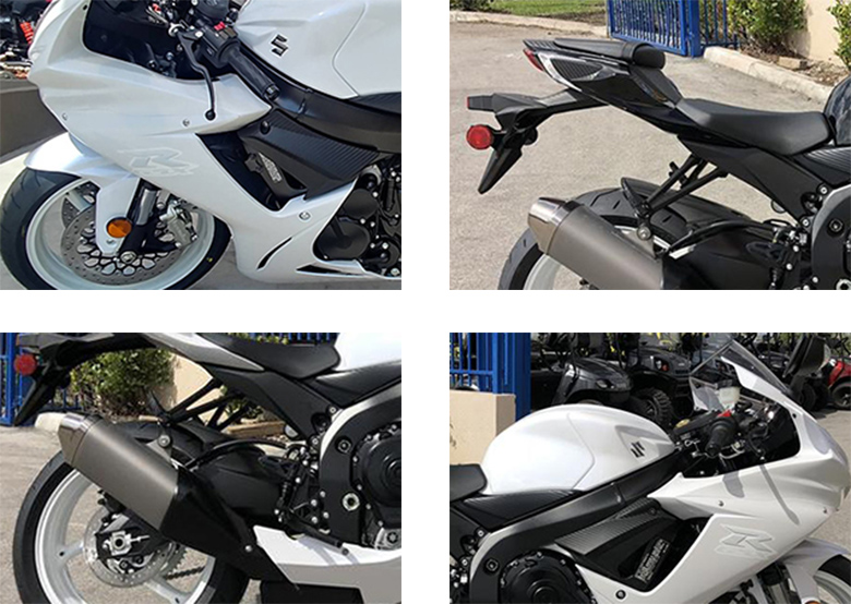2019 GSX-R600 Suzuki Sports Motorcycle Specs