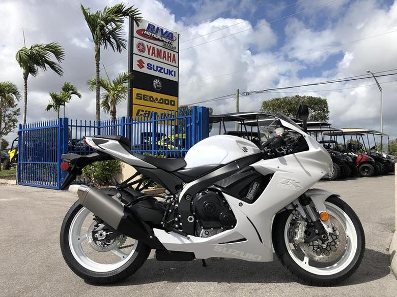 2019 GSX-R600 Suzuki Sports Motorcycle