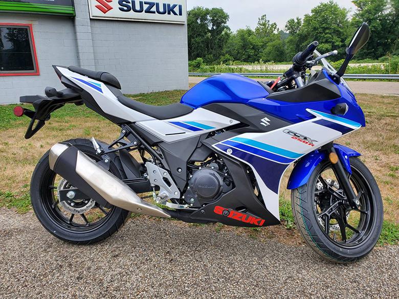 2019 GSX250R ABS Sports Bike
