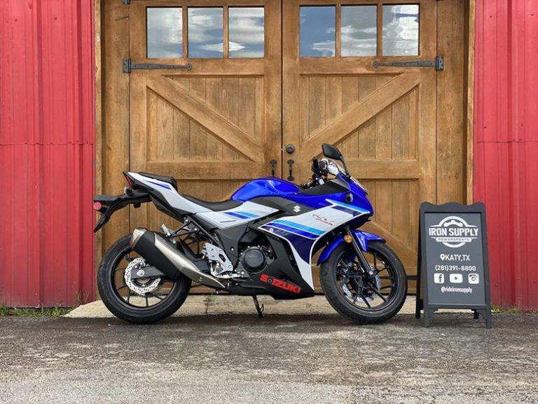 2019 GSX250R ABS Sports Bike Review Price Specs