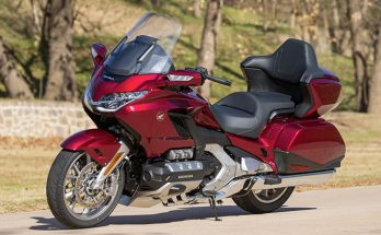 2019 Honda Gold Wing Powerful Touring Bike