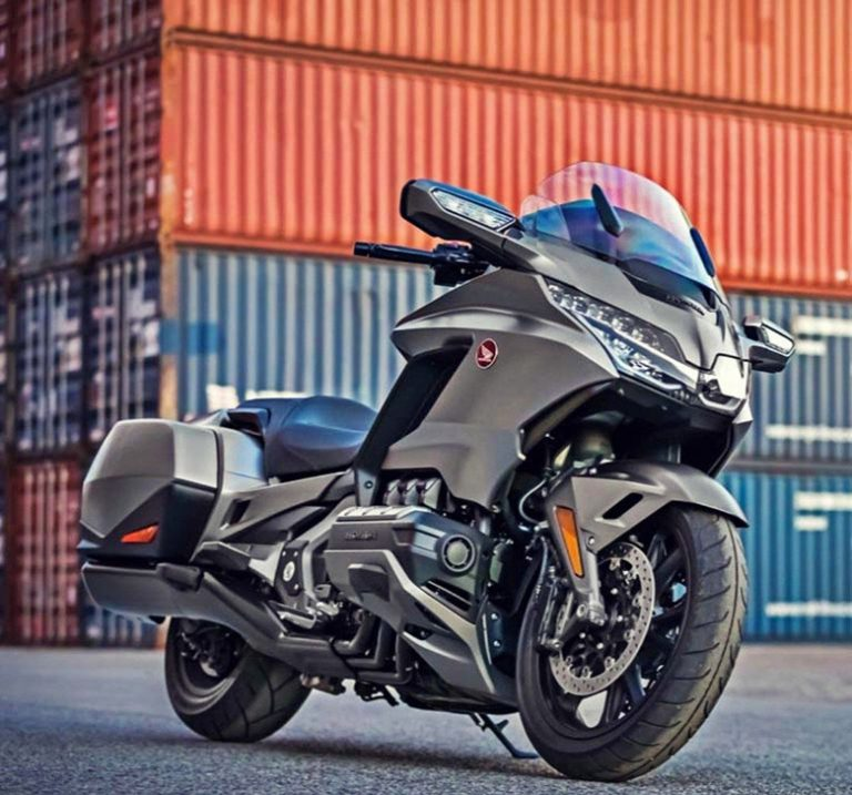 2019 Honda Gold Wing Tour Motorcycle Review Specs Price