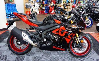 2019 Suzuki GSX-R1000R Sports Bike