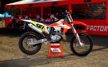 2020 250 XC-W TPI KTM Dirt Motorcycle