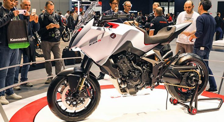 2020 Honda CB4X Concept Motorcycle