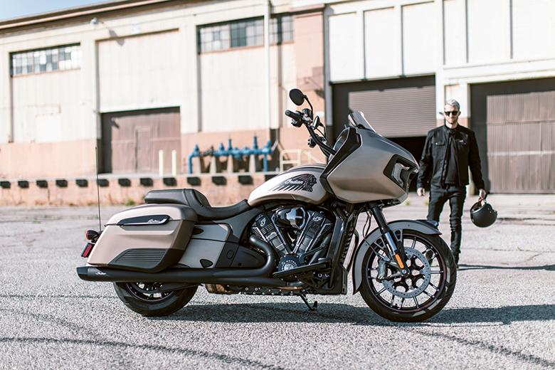 2020 Indian Challenger Bagger Bike