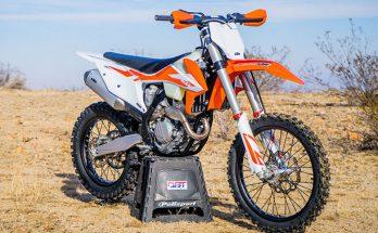 2020 KTM 250 XC-F Powerful Enduro Bike